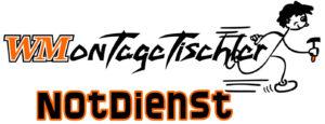 Logo WM Montagetischler Notdienst e.U.